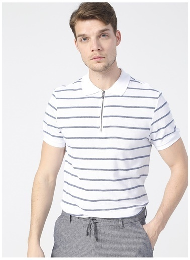 Fabrika Fabrika Polo T-Shirt İndigo